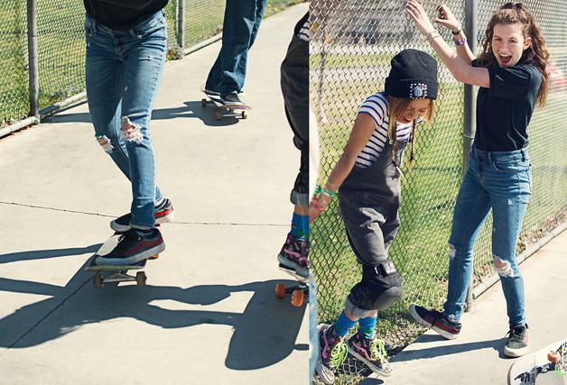 Skater Girls