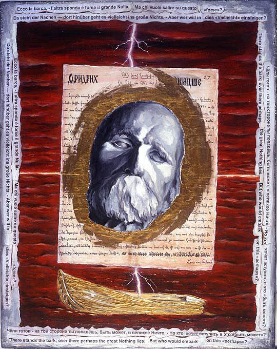 Nietzsche by Lena Hades