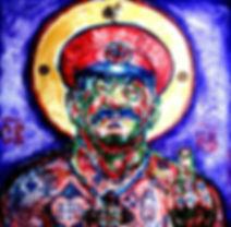 レナ・ハデスのスヨシフ・スターリン,  莉娜閻王 的斯大林画像. ,莉娜哈得斯的斯大林画像