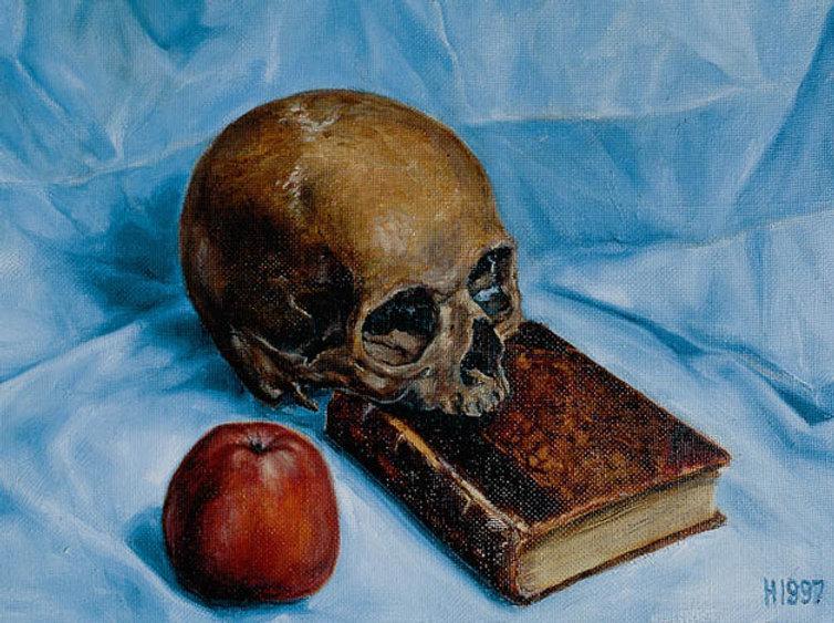 skull by lena hades, 莉娜閻王的頭骨,  莉娜閻王