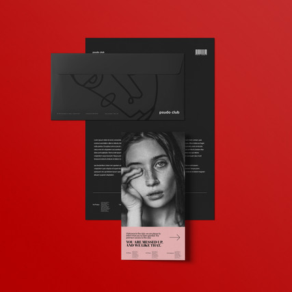 Brand Stationary Design