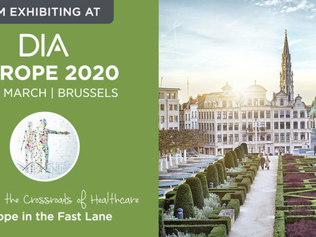 DIA Europe 2020 is nearly here!