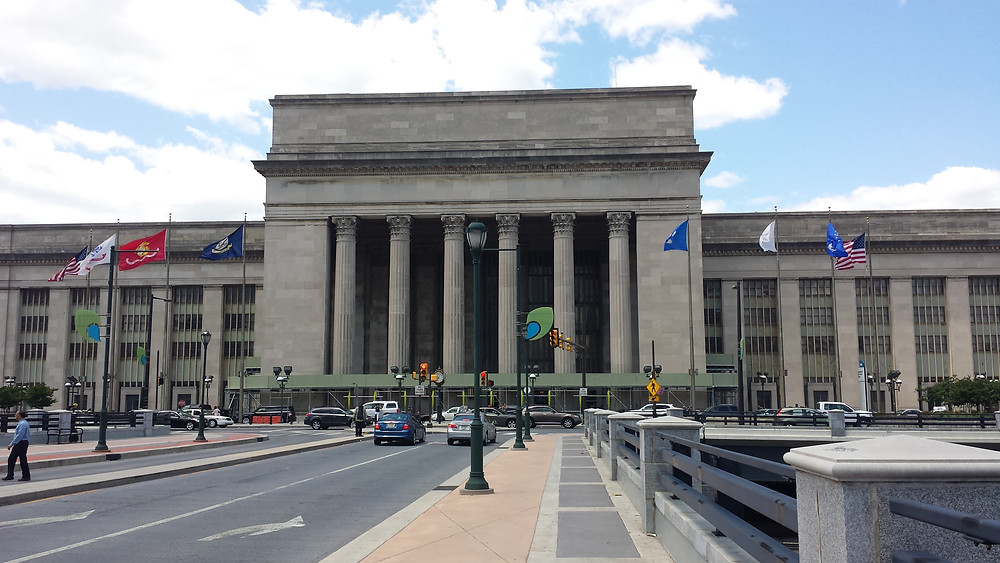 Phildelphia's 30th Street Station