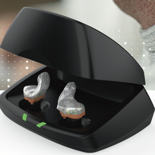 Rechargable In The Canal Hearing Aids