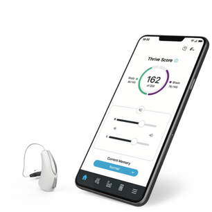 App Based hearing aid connections