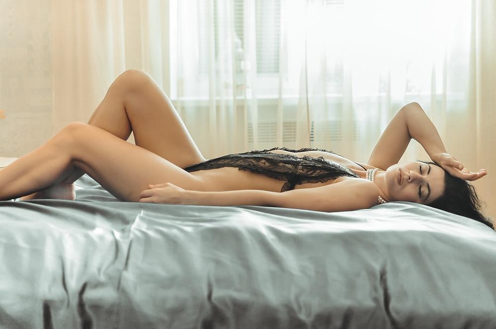 réussir votre massage body body en couple