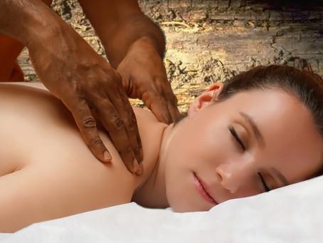 Relâchez toutes vos tensions corporelles avec un massage californien !