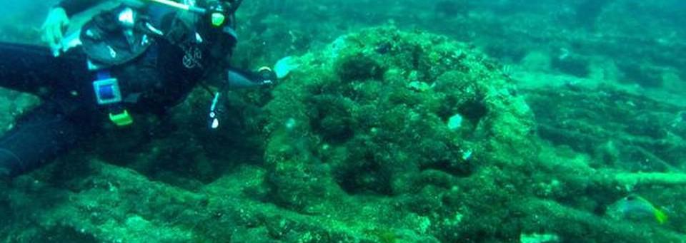 探索維沙卡普附近注定的海難