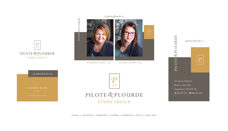 étude légale Pilote & Plourde