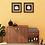 Thumbnail: Kutsu 2 Door Shoe Rack with Seat in Natural Teak Finish