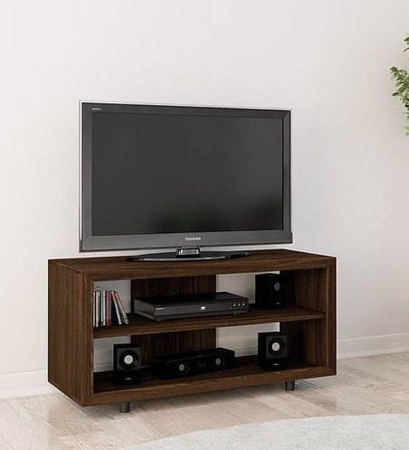 Kairo TV Unit in Dark Brown Finish