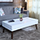 Thumbnail: Alazne Coffee Table in White Finish