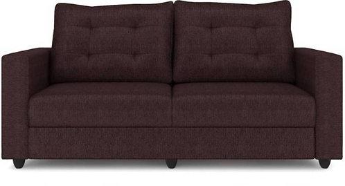 Geyser - 3 Seater Sofa (Brown)