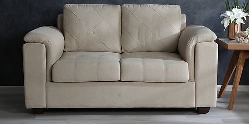 Andi 2 Seater Sofa In Beige