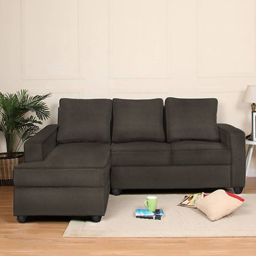 Empress - 3+1 Sofa Bed (Brown)