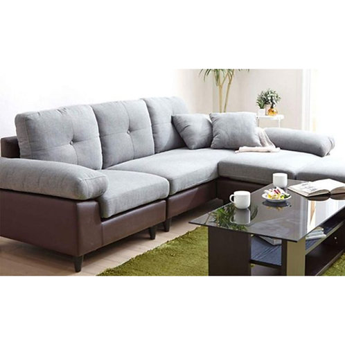 Bradchester Five Seater InterChange System In Brown Grey