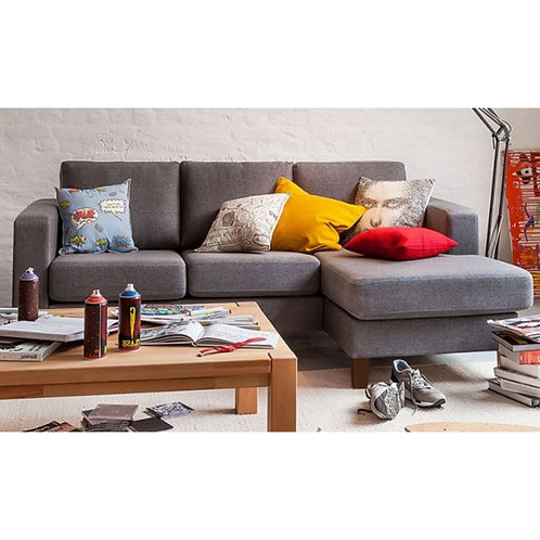 Bradchester Five Seater In Grey
