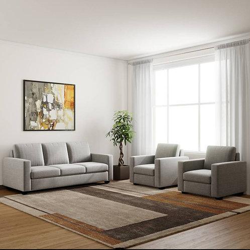 Primrose - 5 Seater Sofa (Grey)