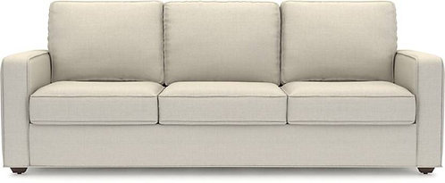 Pearl - 5 Seater Sofa (White)