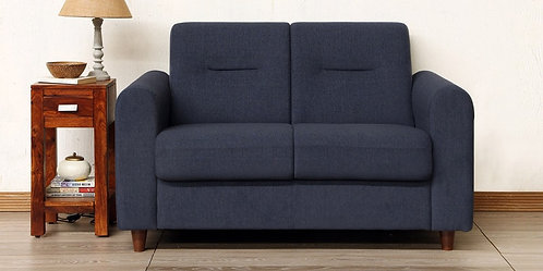 Anna - 2 Seater Sofa in Navy Blue
