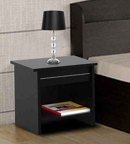 Carnival Night Stand in Wenge Finish