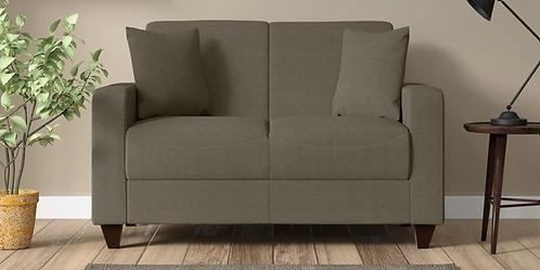 Mexi 2 Seater Sofa - Light Brown
