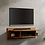 Thumbnail: Andrew Wall Mounted TV Unit in Teak Finish