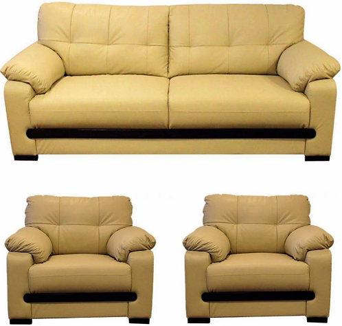 Cedar - 5 Seater Sofa (Cream)