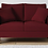 Thumbnail: Figo 2 Seater Sofa in Maroon