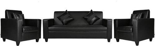 Athens - 5 Seater Sofa (Black)