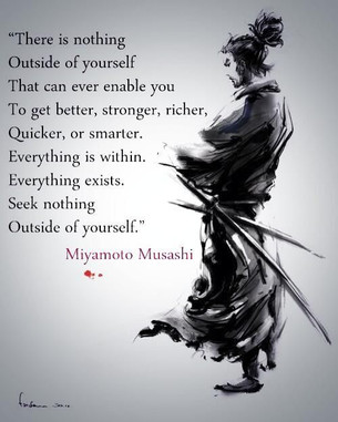 Bushido wisdom