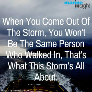 What Storm's All About...