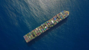 First Transaction for Bitcoin of the Shipping Industry