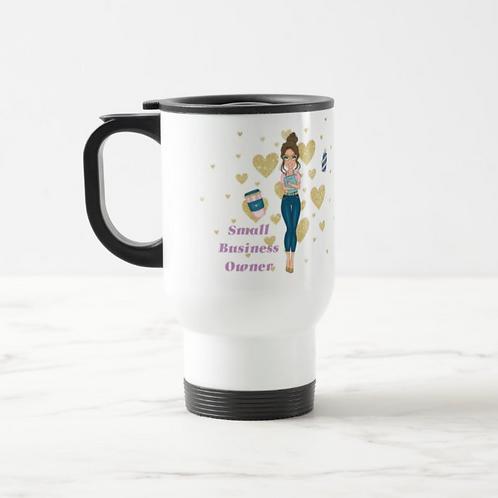 Small Business Travel Mug
