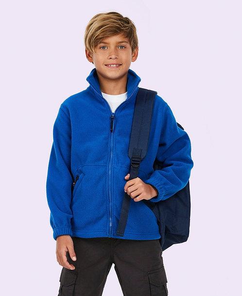 Uneek Childrens Full Zip Micro Fleece Jacket