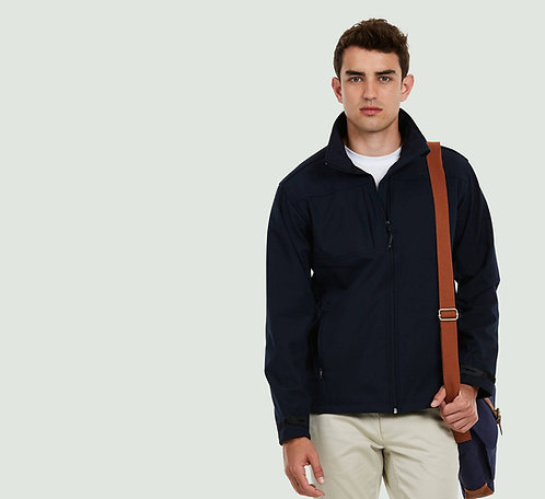 Uneek Premium Full Zip Soft Shell Jacket