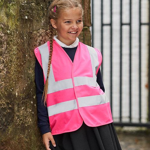 PRO RTX Hi-Vis Kids Waistcoat