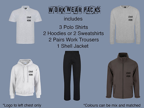 Workwear Staff Pack