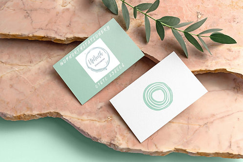 Rectangle Business Cards