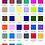 Thumbnail: Premier 'Colours' Bib Apron with Pocket