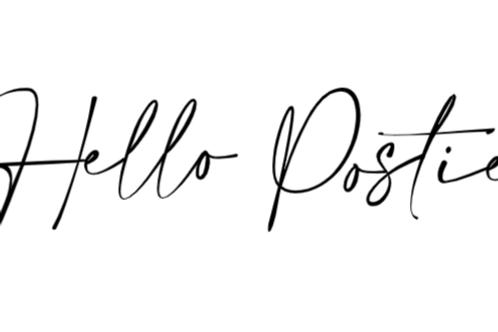 Hello Postie