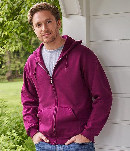 Gildan Heavy Blend™ Zip Hooded Sweatshirt