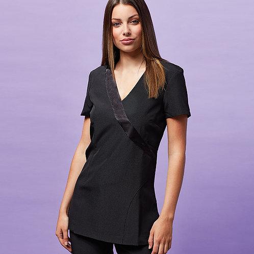 Premier Ladies Rose Short Sleeve Tunic