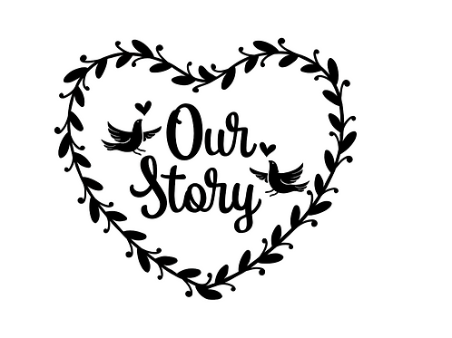 Our Story Decal