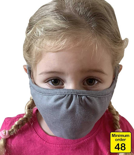 (Personalised) Next Level Kids Eco Performance Face Mask CV19 Supplies (5 Pack)