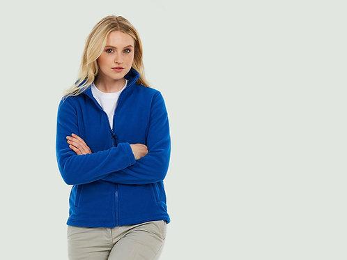 Uneek Ladies Classic Full Zip Fleece Jacket
