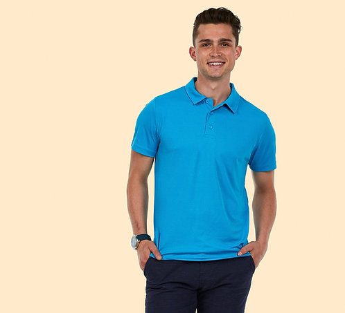 Uneek Mens Ultra Cool Poloshirt