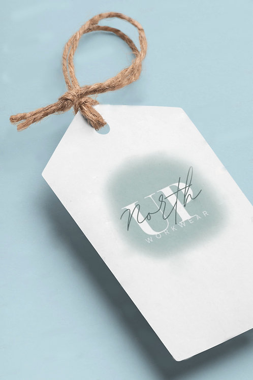 Brand Product Tag Cards