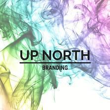 Up North Branding Logo