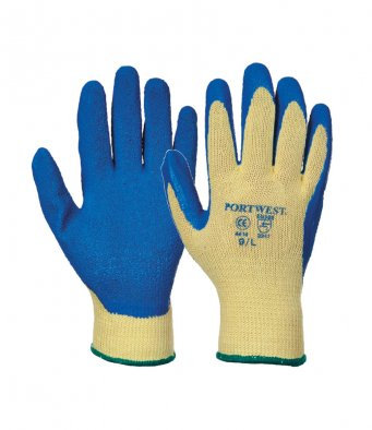 Portwest Cut 3 Latex Grip Gloves